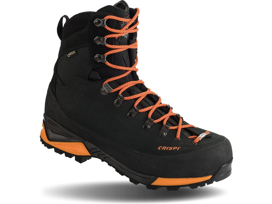 "Crispi Briksdal SF GTX 9"" GORE-TEX Waterproof 200 Gram Insulated Hunting Boots Leather ..."