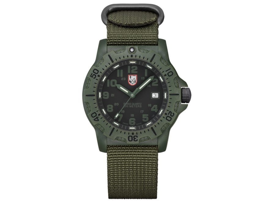 Luminox Black Ops Analog Watch Green/Black