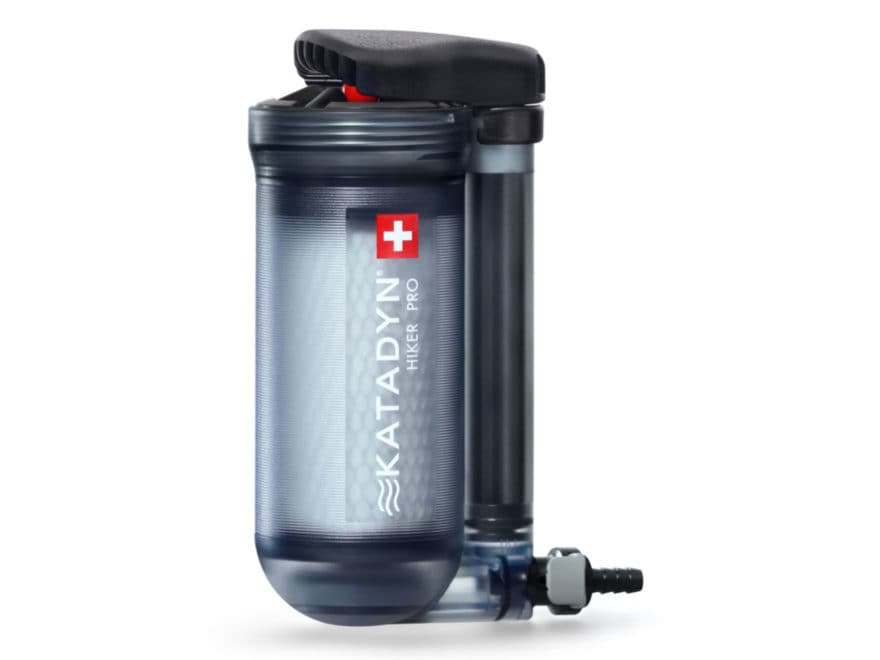 Katadyn Hiker Pro Microfilter Water Filtration System Polymer