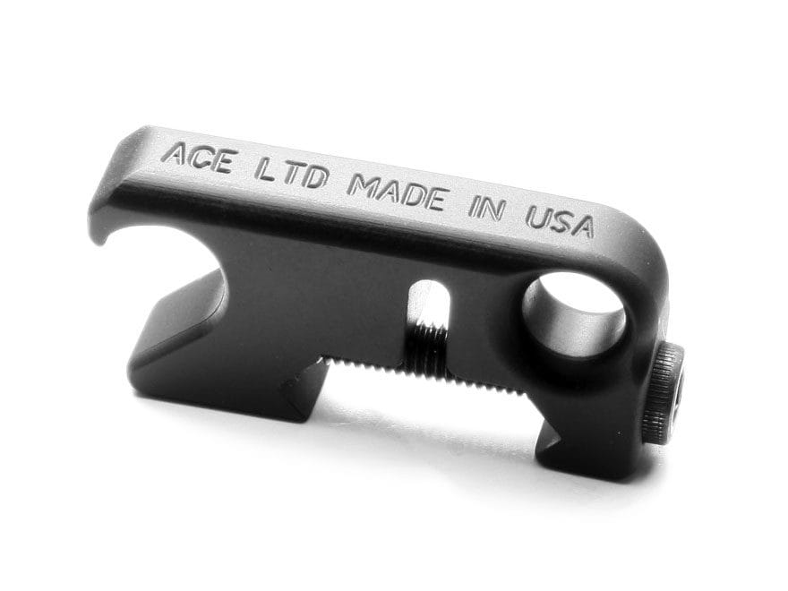DoubleStar ACE Rail Mount Sling Adapter / Tactical Bottle Opener Fixed Loop AR-15 Alumi...