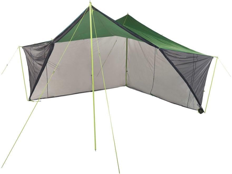 Kelty Noah's Screen Shelter Polyester Pine/Dark Green