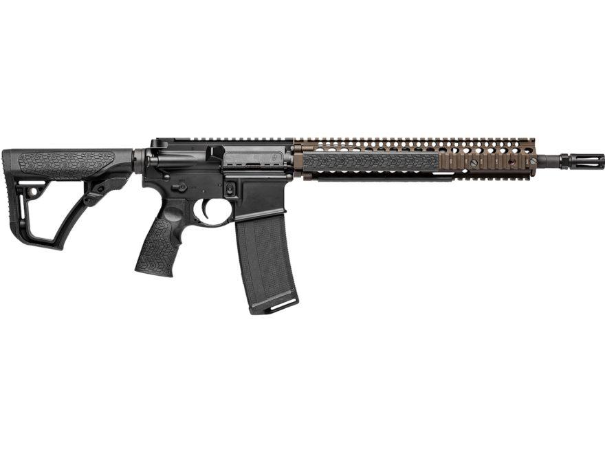 "Daniel Defense M4A1 Carbine 5.56x45mm NATO 14.5"" Barrel 32-Round Polymer"