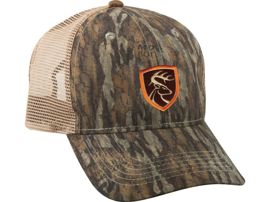 Drake Non-Typical Mesh Back Camo Logo Cap