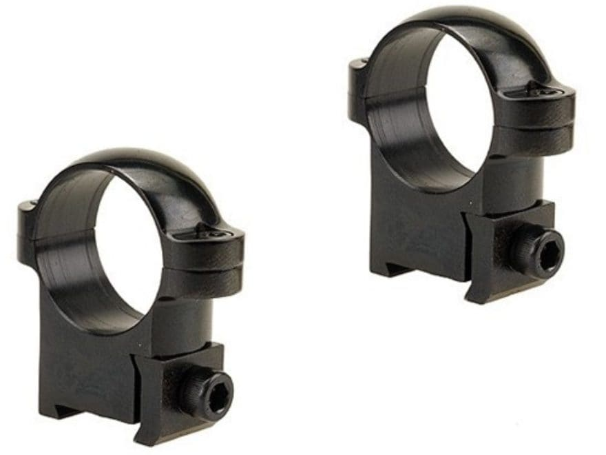 "Burris 1"" Ring Mounts CZ 527 Short Action Gloss Medium"