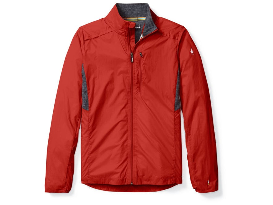 Smartwool Men's PhD Ultra Light Sport Jacket Nylon/Merino/Polyester