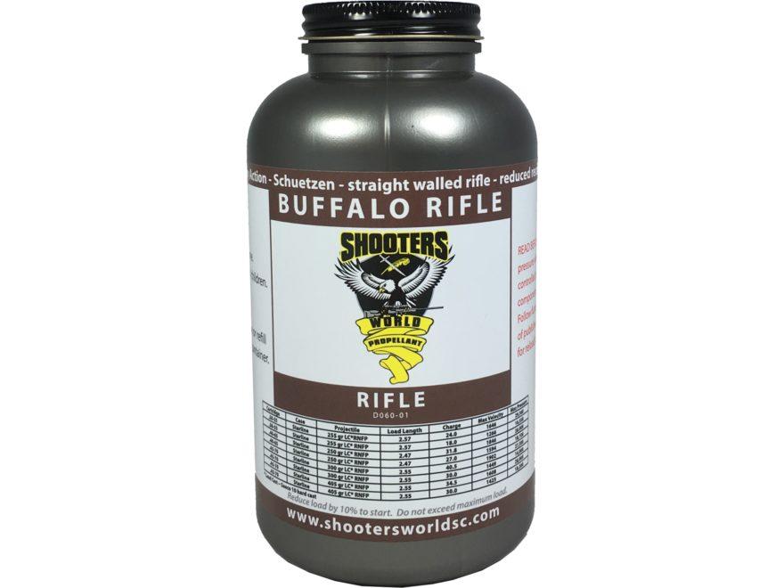 Shooter's World by Lovex Buffalo Rifle D060-01 Smokeless Gun Powder