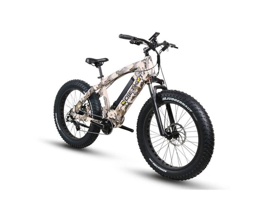 QuietKat Predator 750W 9-Speed Motorized Bike