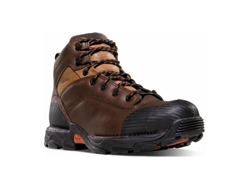 "Danner Corvallis 5"" Waterproof GORE-TEX Hiking Boots Leather and Nylon Men's"