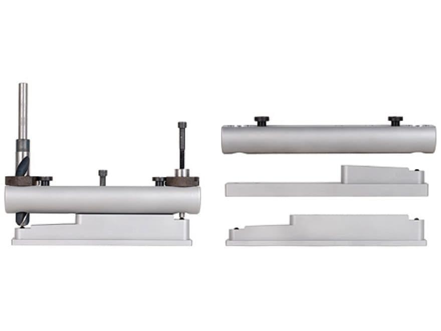 Score-High Pillar Glass Bedding Stock Drilling Fixture Remington 700