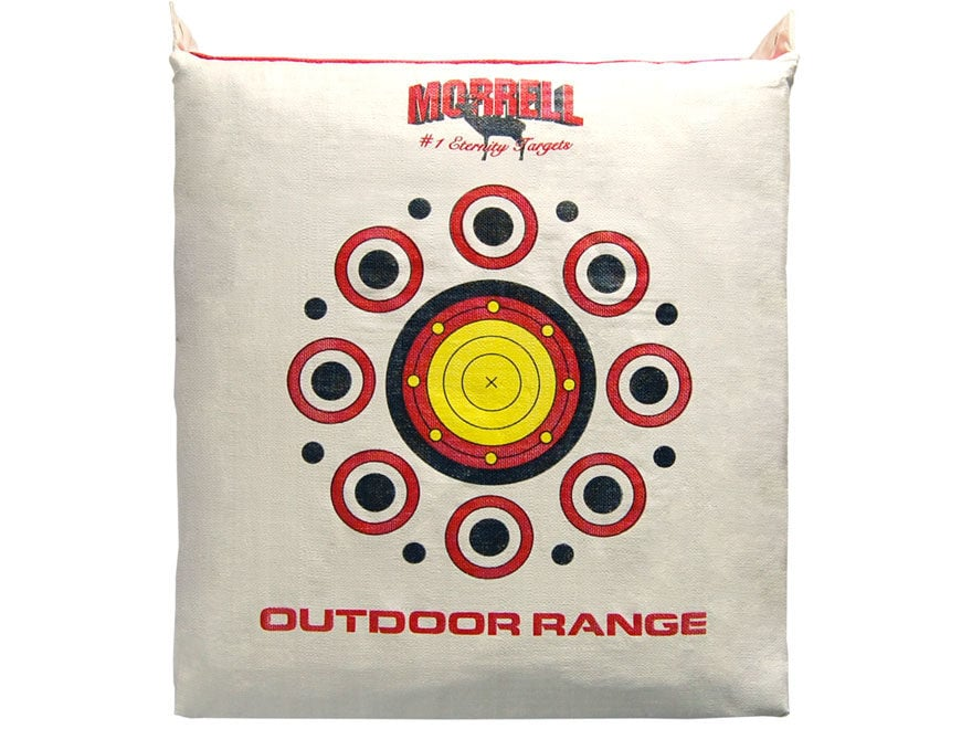Morrell Outdoor Range Field Point Bag Archery Target