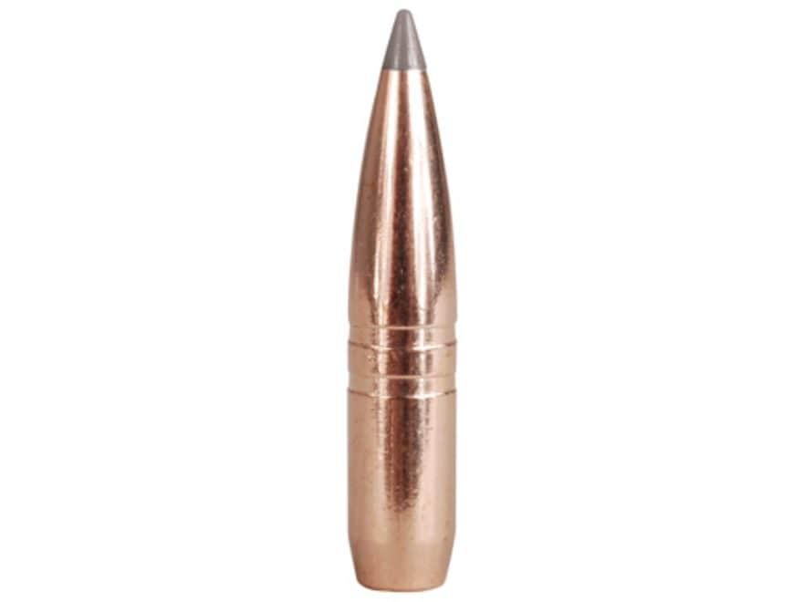 Factory Second Bullets 264 Caliber, 6.5mm (264 Diameter) 120 Grain Polymer Tip Boat Tai...