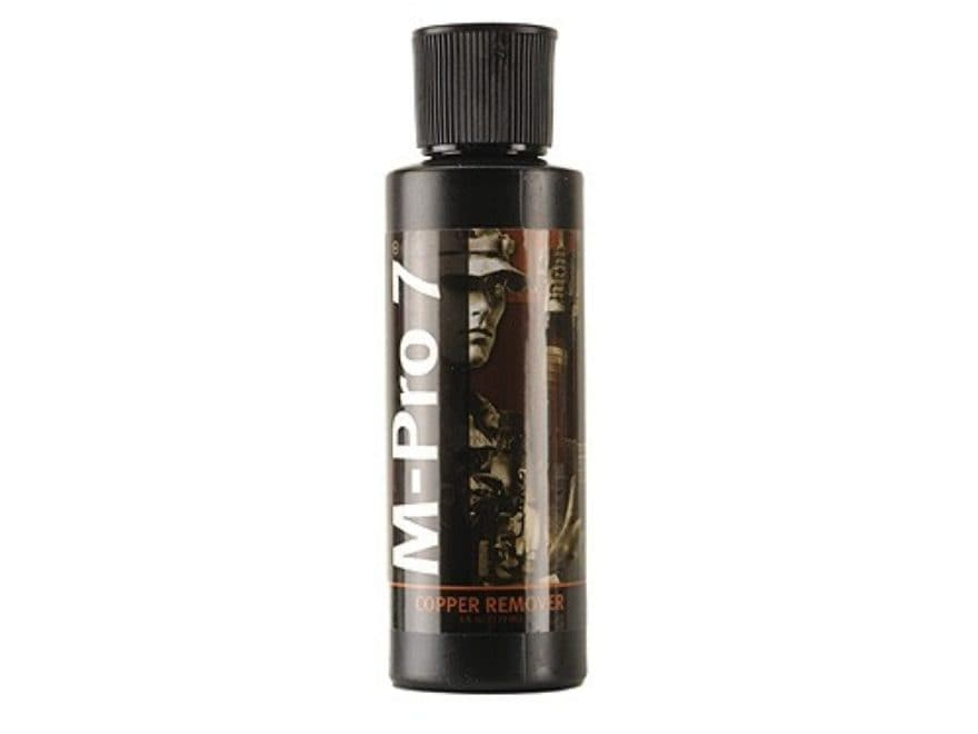 M-Pro 7 Copper Bore Cleaning Solvent 4 oz Liquid