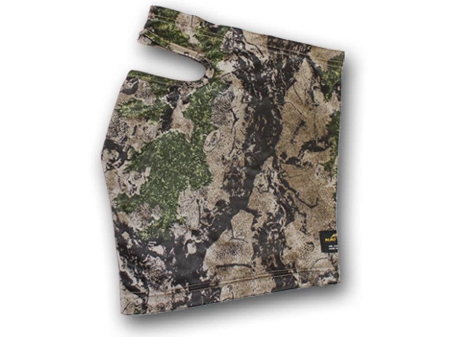 Natural Gear Cool-Tech 3/4 Facemask Polyester SCII Camo
