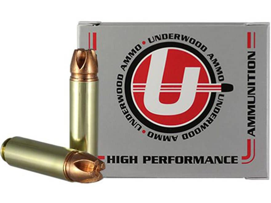 Underwood Ammunition 50 Beowulf 420 Grain Lehigh Xtreme Penetrator Lead-Free Box of 20