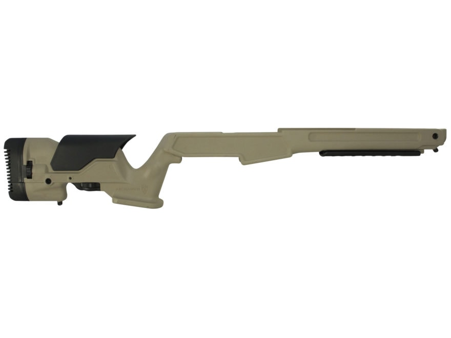 Archangel Adjustable Precision Rifle Stock M14, M1A Synthetic