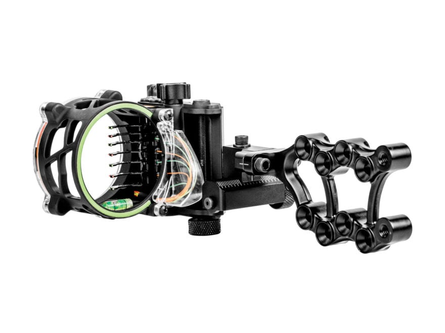Trophy Ridge Fix Series 7-Pin Bow Sight with Light