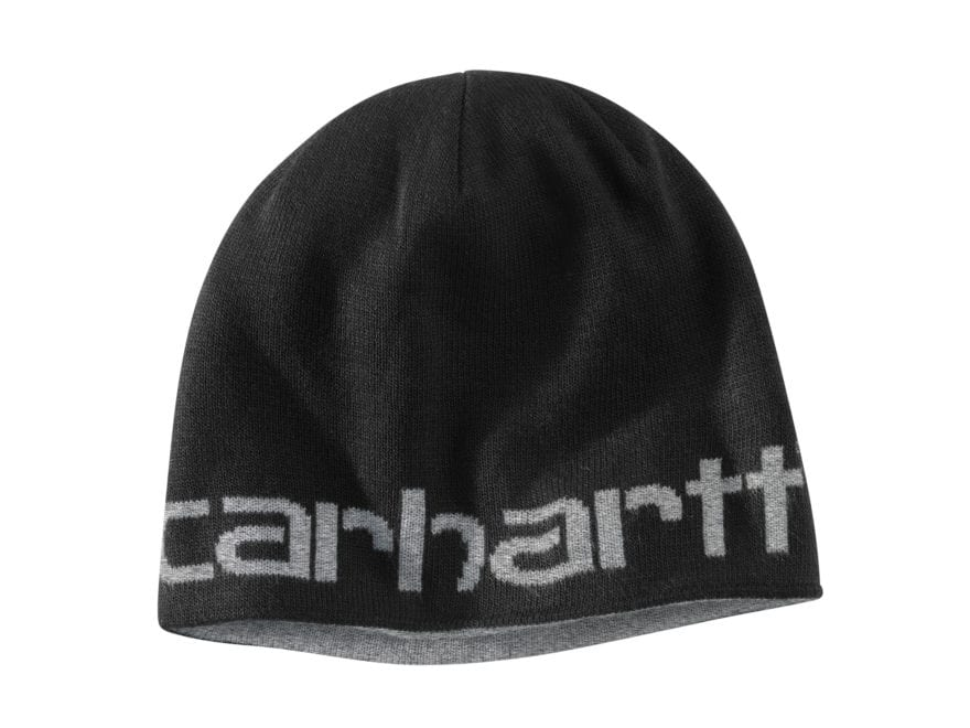 Carhartt Men's Greenfield Reversible Beanie Heathered Acrylic