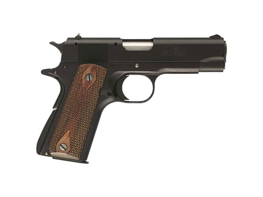 """Browning 1911-22 Compact Pistol 22 Long Rifle 3.63"""" Barrel 10-Round"""