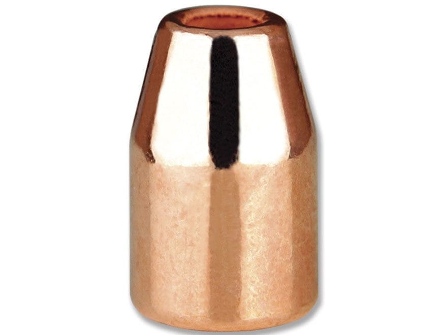 Berry's Superior Plated Bullets 9mm (356 Diameter) 124 Grain Plated Target Hollow Point