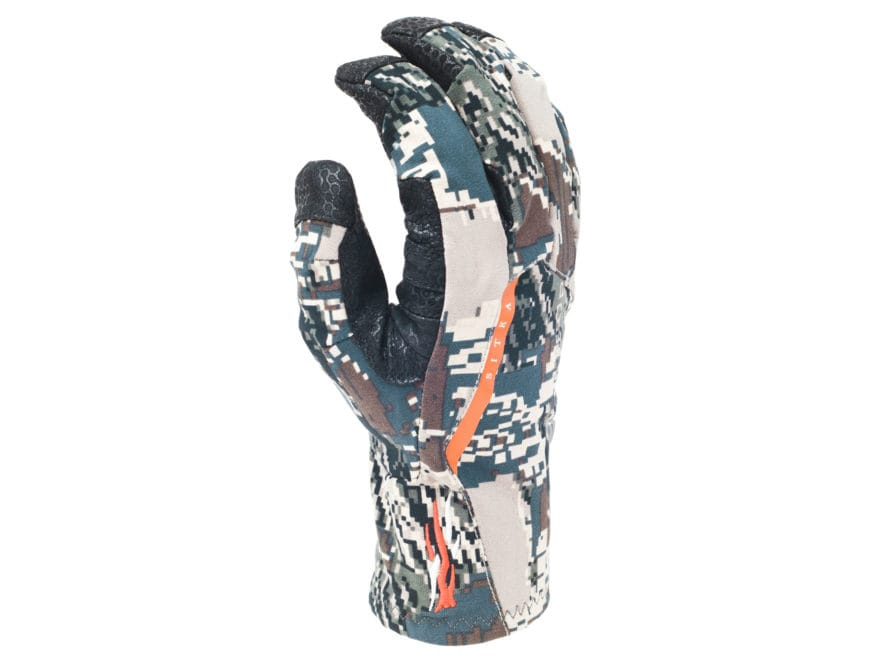 Sitka Gear Mountain Windstopper Gloves Nylon