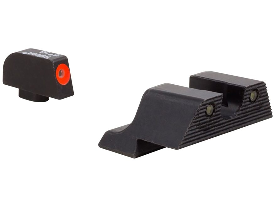 Trijicon HD XR Night Sight Set Glock 17, 17L, 19, 22, 23, 24, 25,  26, 27, 28, 31, 32, ...