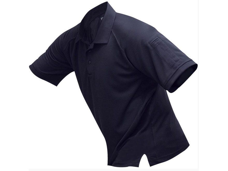 Vertx Men's Coldblack Performance Polo Short Sleeve Polyester