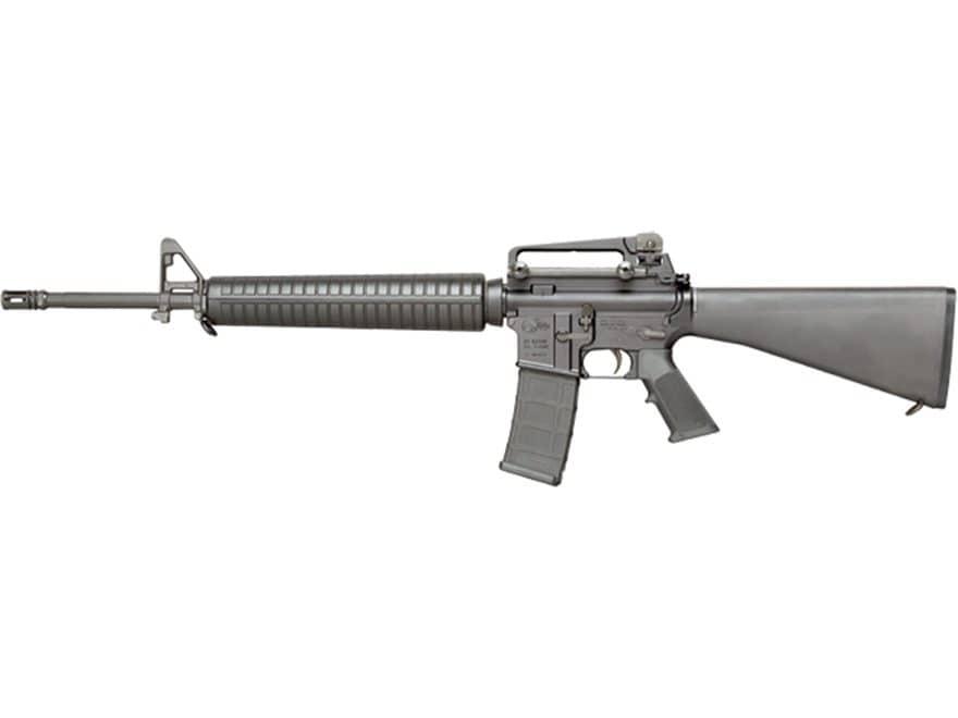 "Colt AR15A4 Rifle 223 Remington 20"" Barrel 30-Round Black"