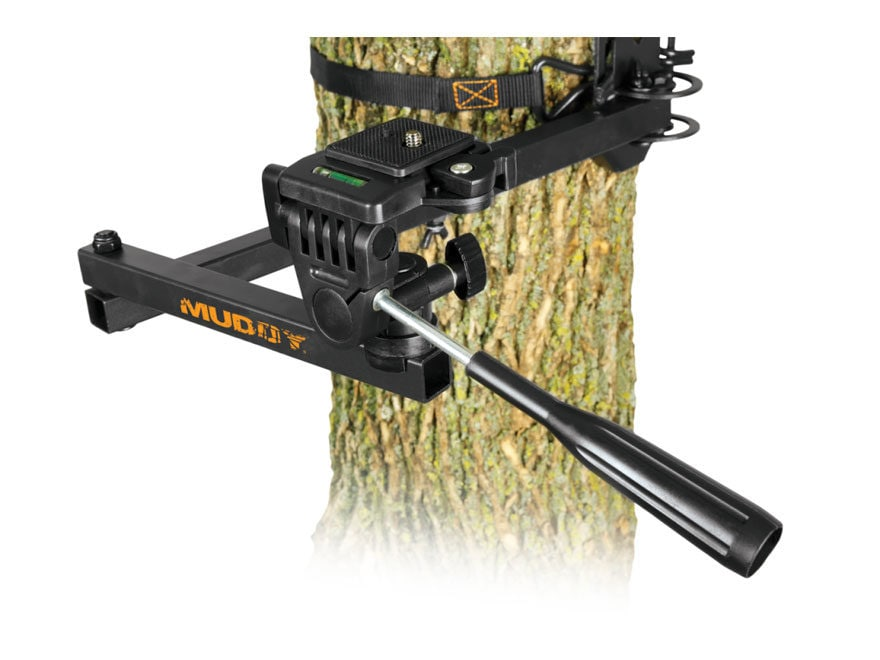 Muddy Outdoors Basic Video Camera Arm Steel Black