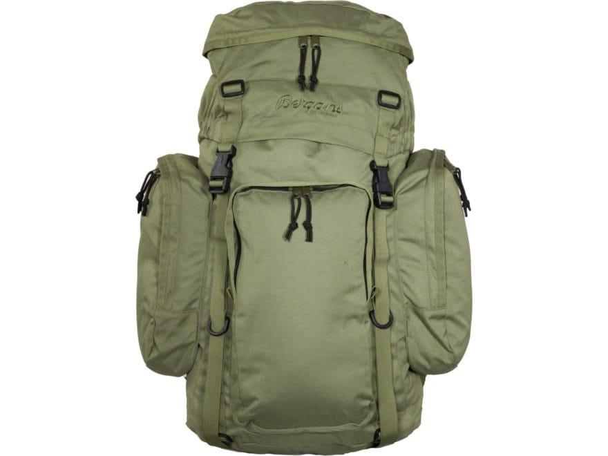 Military Style 45L Rucksack Green