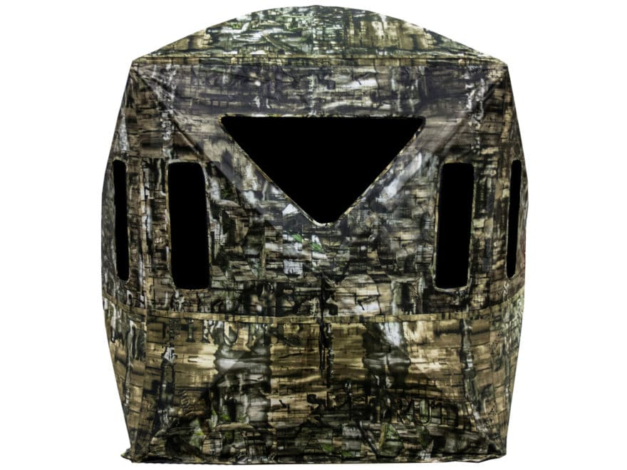 "Primos Double Bull Surroundview 270 Ground Blind 55"" x 55"" x 70"" Polyester Truth Camo"