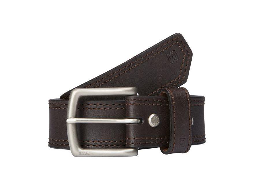 "5.11 Men's Arc Leather Belt 1.5"" Leather"