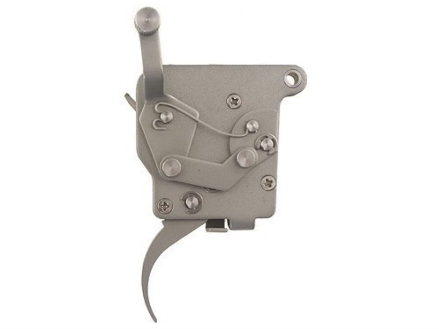 Jewell Rifle Trigger Remington 700, 40X with Safety 1-1/2 oz to 3 lb Stainless Steel