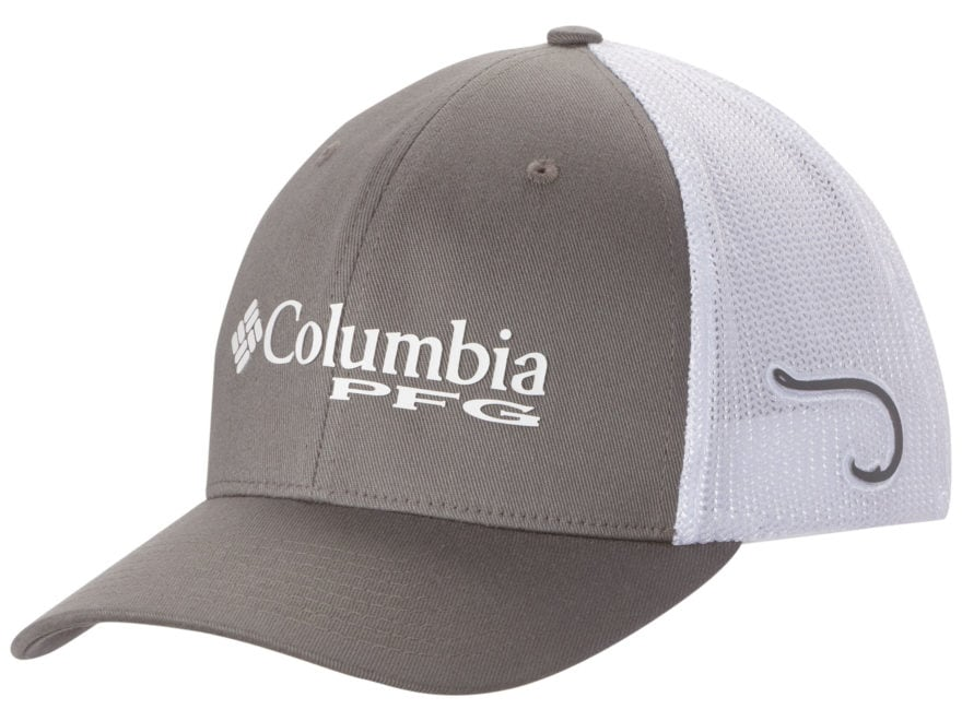 Columbia PFG Mesh Ball Cap Mountain Blue - UPC  887921882898 764fb37fa1f