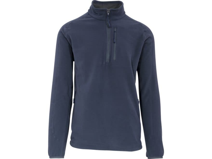 MidwayUSA Men's Primaloft Fleece 1/4 Zip