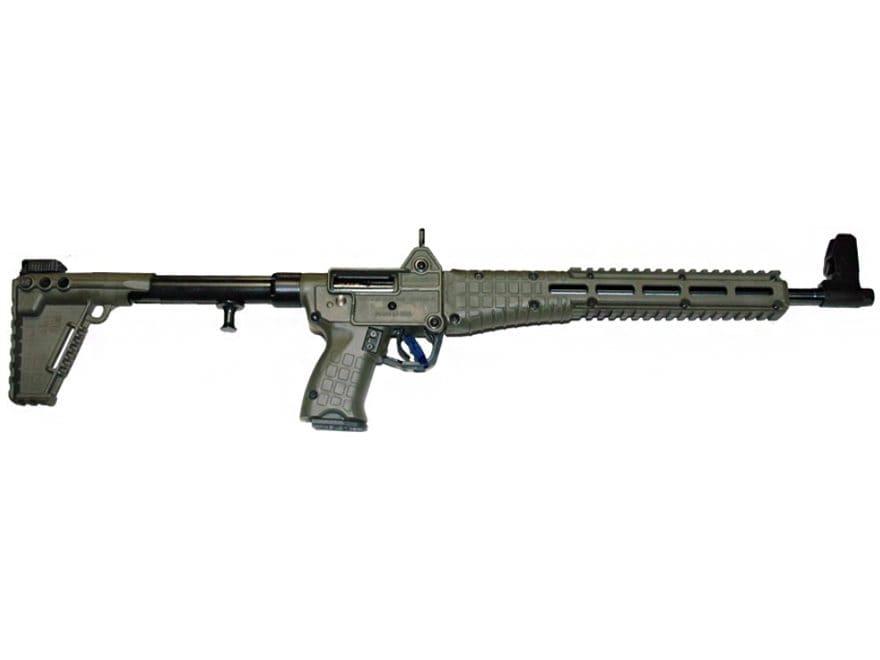 """Kel-Tec SUB-2000 G2 Semi-Auto Rifle 9mm Luger 16.25"""" Barrel with Folding Stock Beretta ..."""