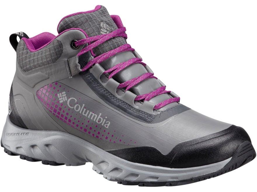 Columbia Irrigon Trail Mid Outdry Xtrm Hiking Shoes Nylon Women's