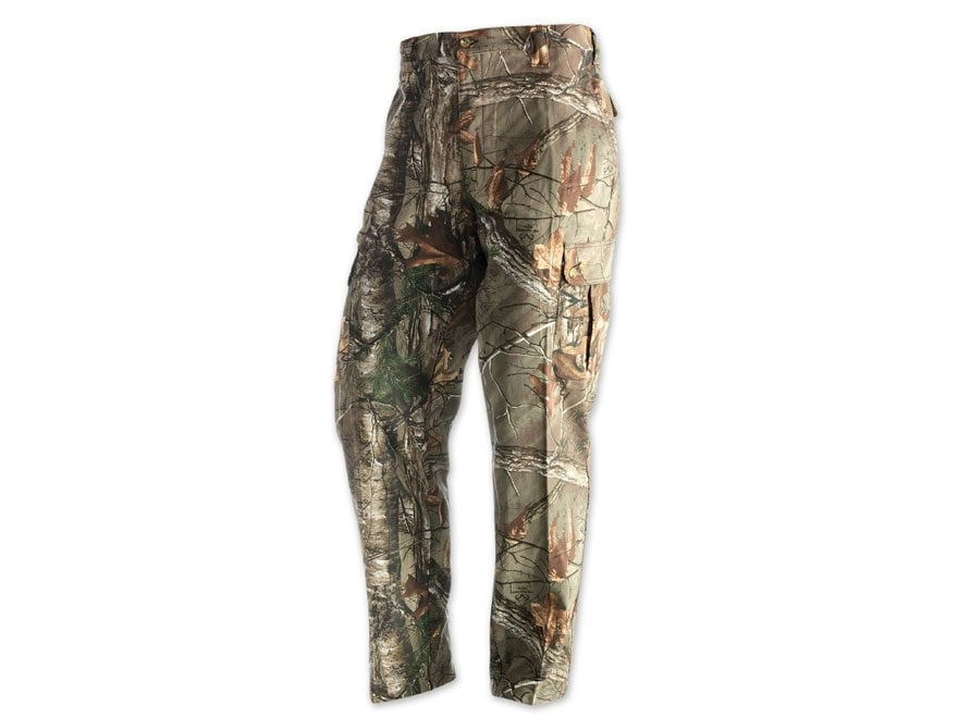 b69645e5875e6 Browning Youth Wasatch Pants Cotton Polyester Realtree Xtra Camo Large