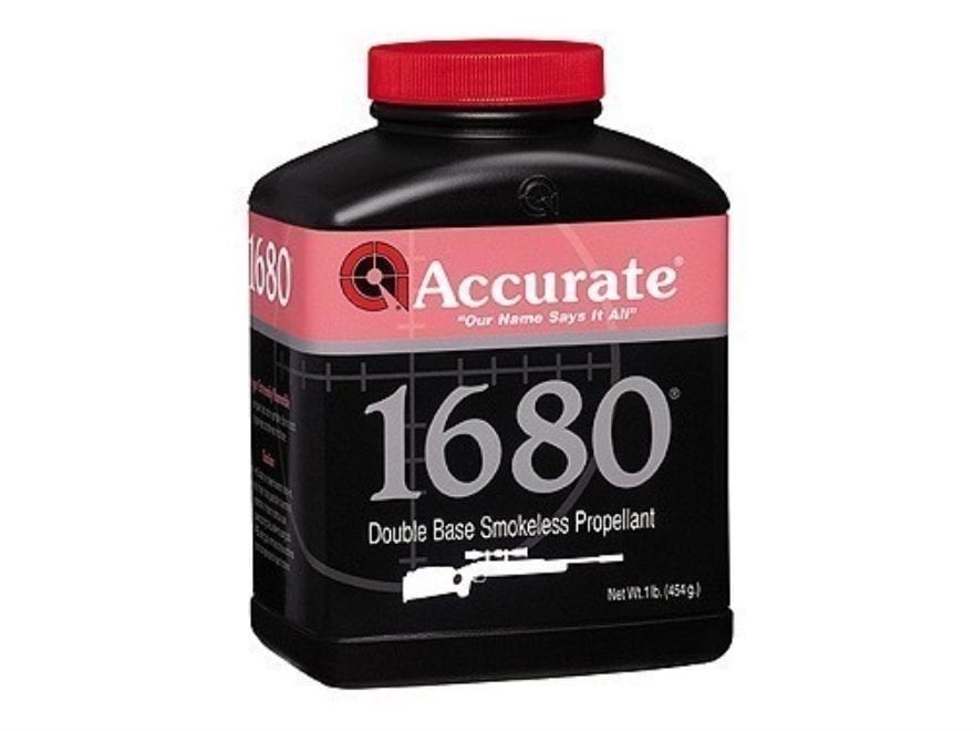 Accurate 1680 Smokeless Gun Powder