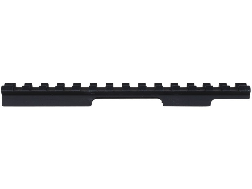 """EGW 1-Piece Picatinny-Style Scope Base Savage 93, Mark II TR (1-5/8"""" Ejection Port) Matte"""