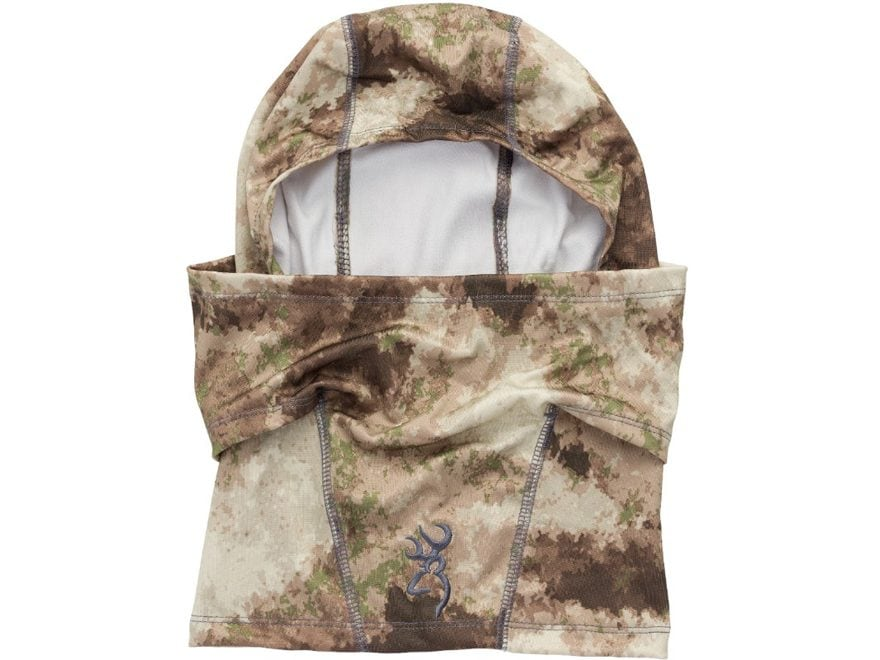 Browning Men's Hell's Canyon Speed Riser-FM Balaclava Polyester/Spandex