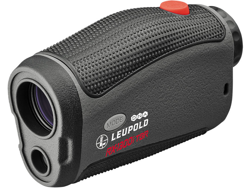 Leupold RX-1300i TBR/W with DNA Laser Rangefinder 6x Black/Gray Selectable