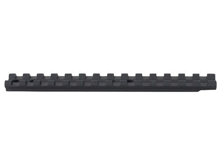 EGW 1-Piece Picatinny-Style Scope Base Mossberg 500, 590 Pre-97 Matte