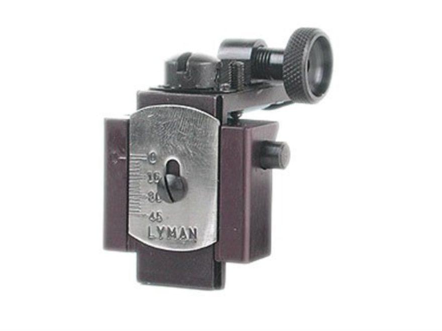 Lyman Receiver Sight 66A Winchester 94 Aluminum Blue