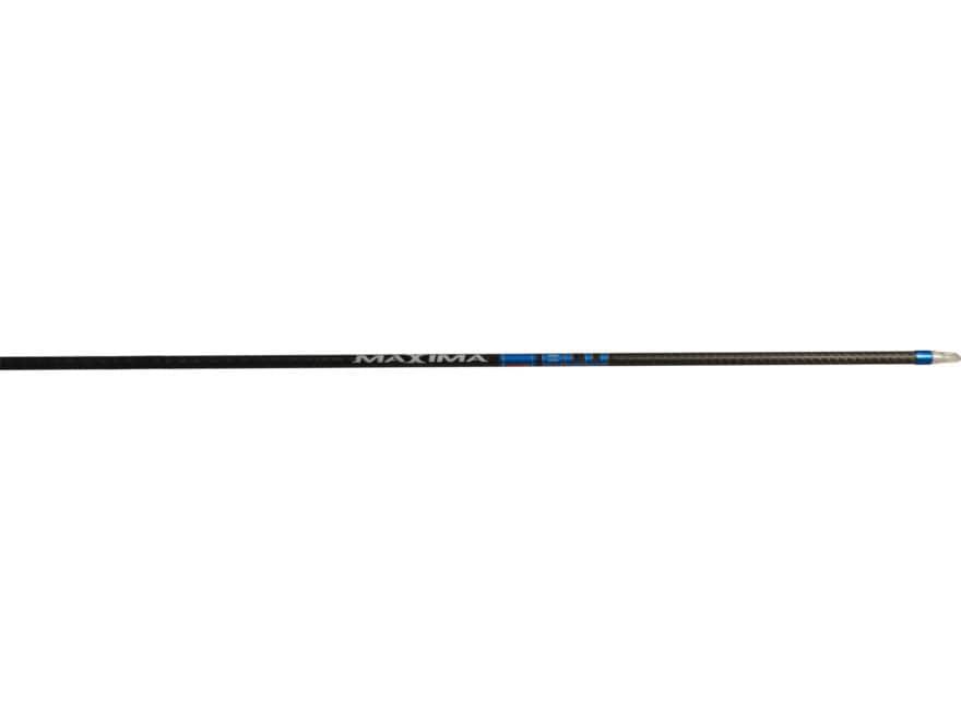 Carbon Express Maxima BLU RZ Select Carbon Arrow