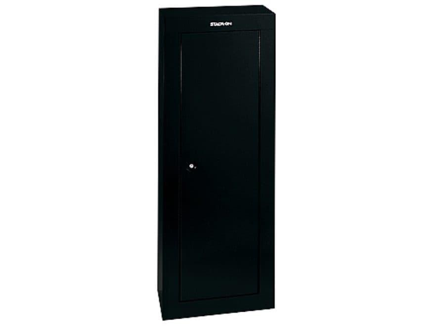 Stack-On 8-Gun Security Cabinet Black  sc 1 st  MidwayUSA & Stack-On 8-Gun Security Cabinet Black - MPN: GCB-908