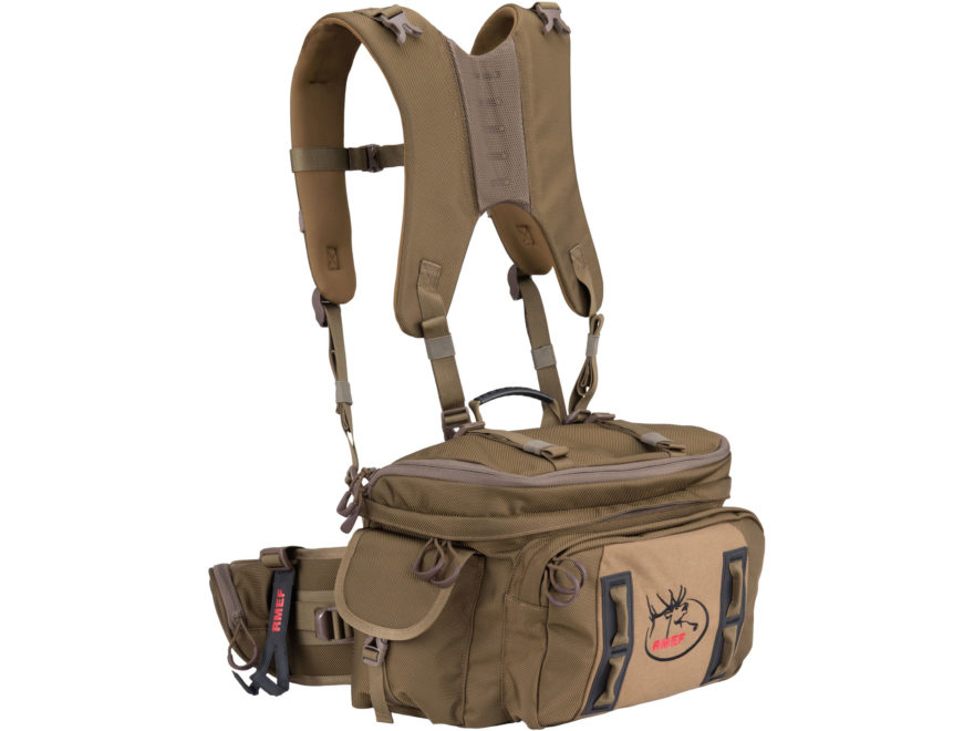ALPS Outdoorz RMEF Switchback X Backpack Coyote Brown