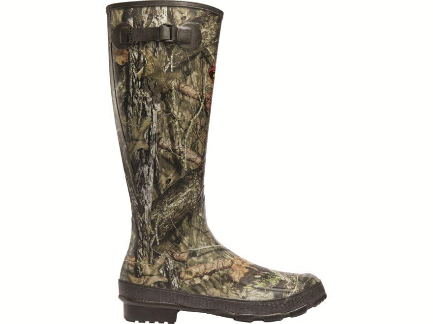 """LaCrosse Grange 18"""" Waterproof Hunting Boots Rubber Men's"""