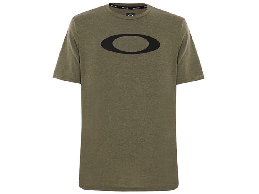 Oakley Men's O-Bold Ellipse T-Shirt Short Sleeve O-Hydrolix