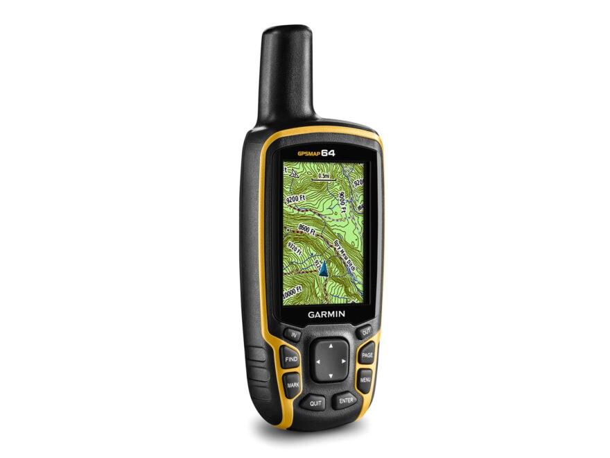 Garmin GPSMAP 64 Handheld GPS Unit