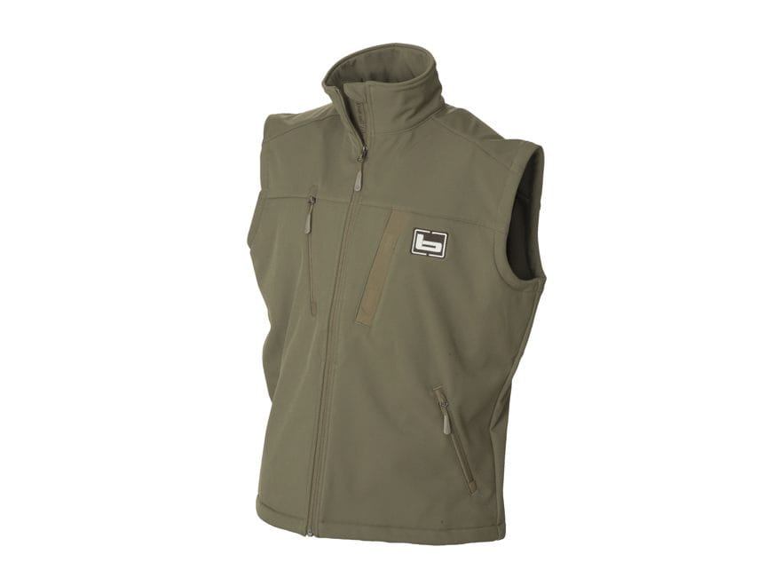 Banded Men's Utility 2.0 Windproof Soft Shell Vest Polyester
